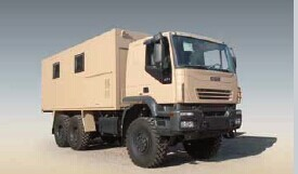 wild mobile hospital/ truck /ambulance