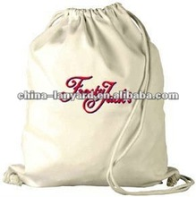 Drawstring Cotton Sack Bag