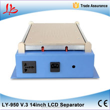 LCD Separating Machine/vacuum LCD separator LY 950 V.3 set with 2 Buit-in air pumps for iPhone /samsung