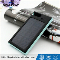 Wholesale LED waterproof Solar Charger 30000Mah/20000Mah USB power bank made in China manufacturer