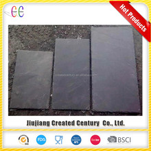 Low cost slate roof stone tiles