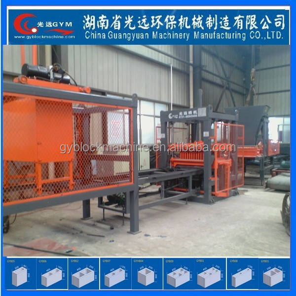 Clay Brick Raw Material granite block cutter machine