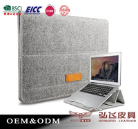 Newest Felt Multi-functional tablet case for ipad 4
