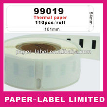 DYMO / SEIKO COMPATIBLE LABELS 99019 59x190mm thermal labels Direct print