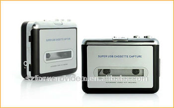 Hot Item!Best Price For Cassette Tape To MP3 Converter Capture Adapter Digital Audio Music Player