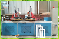 High Frequency Wood Picture Frame Making Machine For Assembly With Glue(SZ5-SA)
