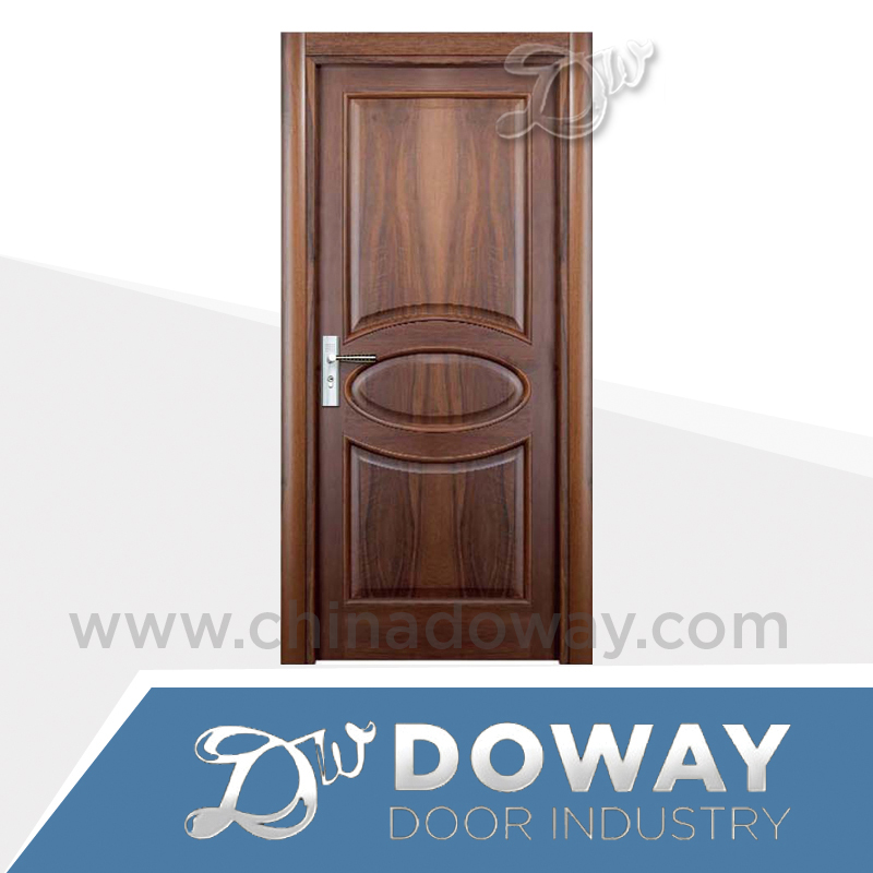 Swinging interior wood carving solid old wood doors for sale