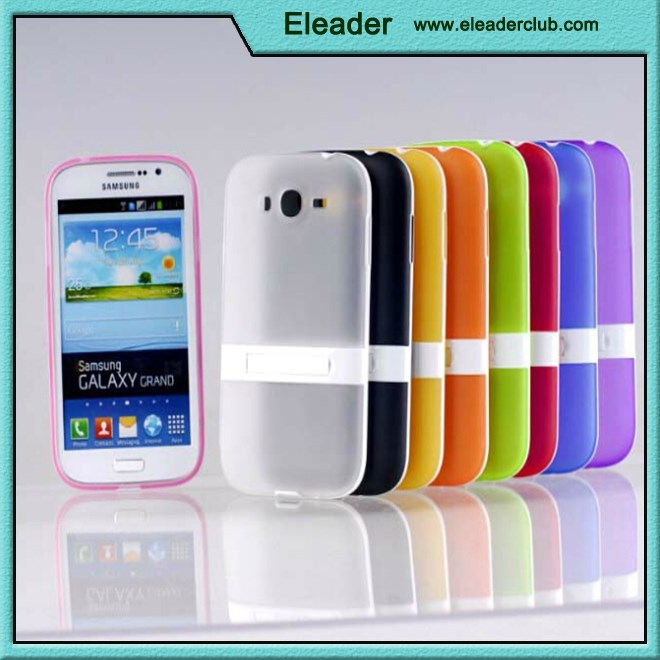 crystal pc + tpu case for samsung galaxy grand duos i9082