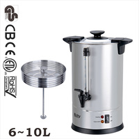 Factory Price Hot products home automatic Electric Cooks 6L-10L Coffee maker