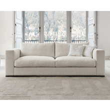 Down feather simple new design italian luxury living room sofas