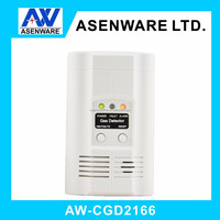 Asenware best price independent LNG CO gas alarm system sensor gas detector
