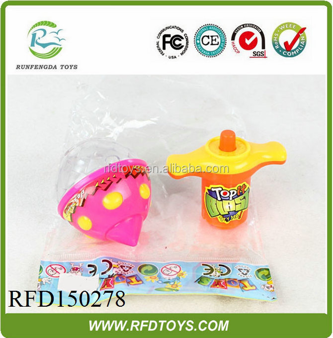Plastic toy,fashion toys top 2014 super wind up spinning top,top spinning tops light