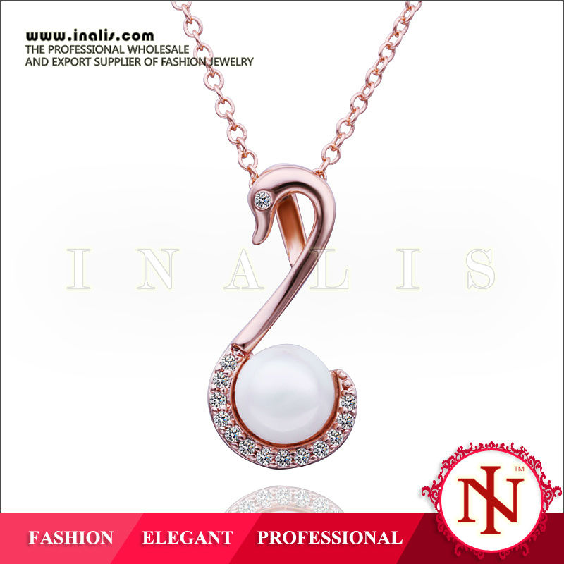 Handmade imitation 2014 new products made with pearl N558