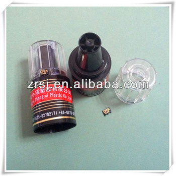 Newest design in China Plastic vodka cap with fliter