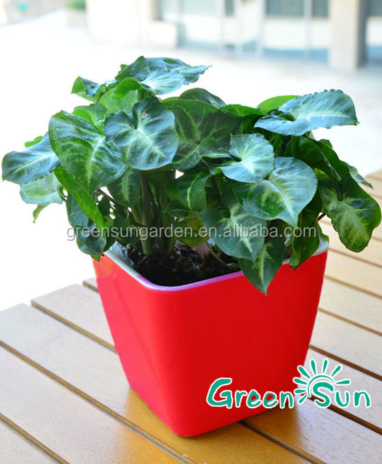 Christmas flower pots as promotional gifts and crafts