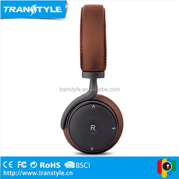 outdoor activities soft synthetic leather 4.2 V BT Headset