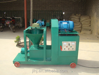 production line coconut shell / wood charcoal briquette making machine