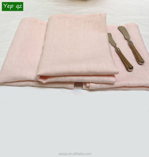 wholesale natural plain linen tea towel