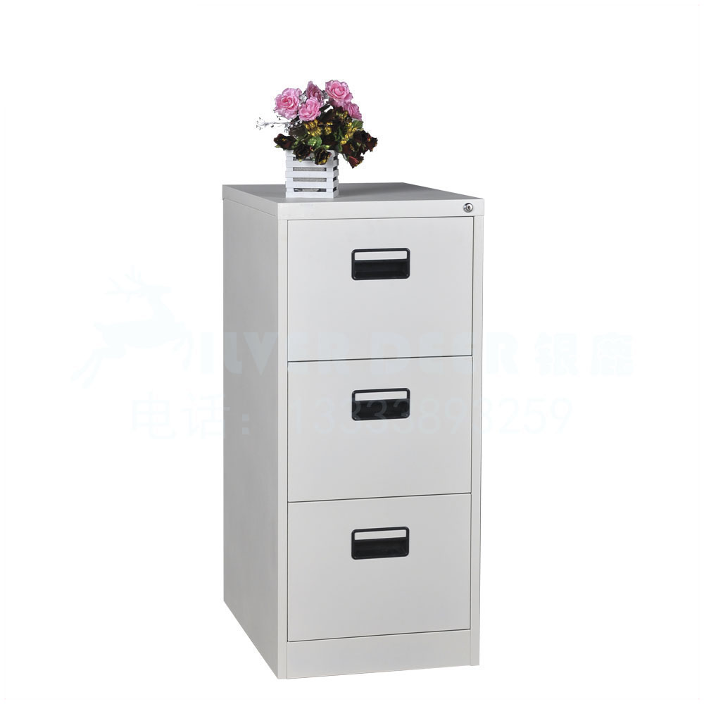 Steel Office Furniture File Cabinet Drawer Dividers For Sale