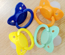 Safe baby adult pacifier feeding toys funny baby pacifier