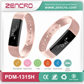 Inactivity Reminder Call Alert Bluetooth Fitness Activity Tracker Smart Heart Rate Wristband