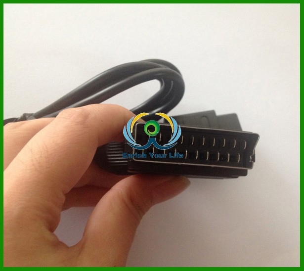 fast delivery replacement parts Scart RGB cable for Nintendo N64 NTSC system