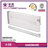 Cabinet hardware heavy duty adjustable roller slide rail