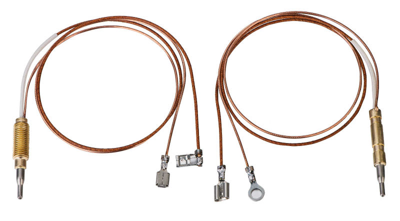 thermocouple for gas fireplace/BBQ thermocouple