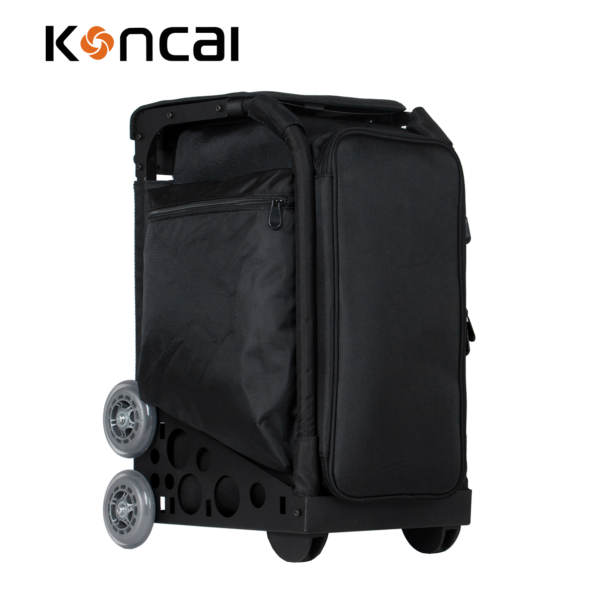 New Version Of Makeup Train Case Hairdressing Trolley Makeup Case