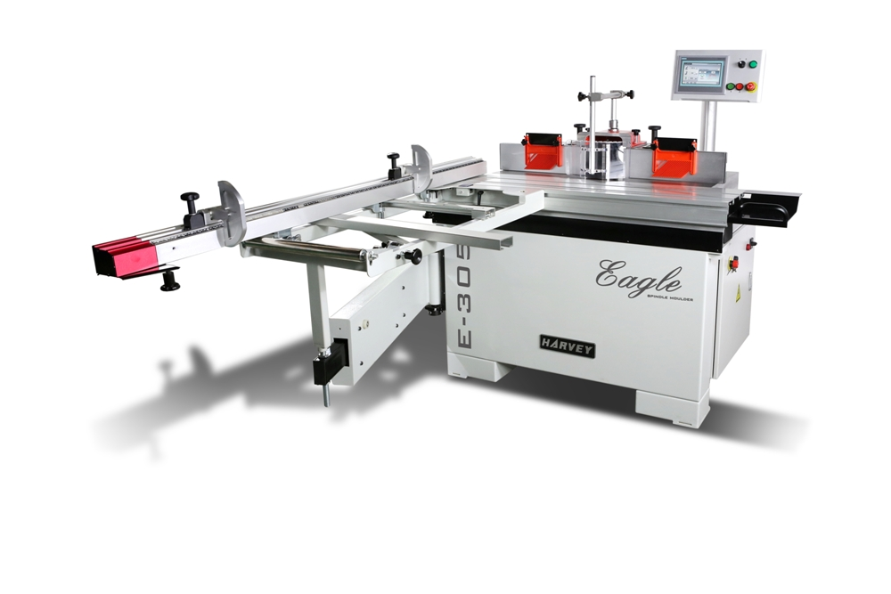Eagle Series CNC Tilting Spindle Moulders Woodworking Shaper