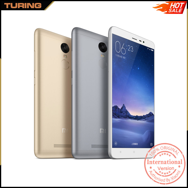 Xiaomi Redmi Note 3 Red Mi Note3 Wireless GSM Sim Cordless Java Games Touch Slim Smartphone Phone 2GB 16GB or 3GB 32GB