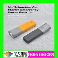 The car jump starter have multifunction iphone 6 charger cable