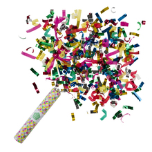 Promotional Cheap Disposable Wedding Party Confetti Cannon Gun