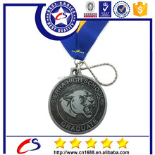 hot sale factory Custom Award Metal Souvenir Sports Trophy Athletic Medal