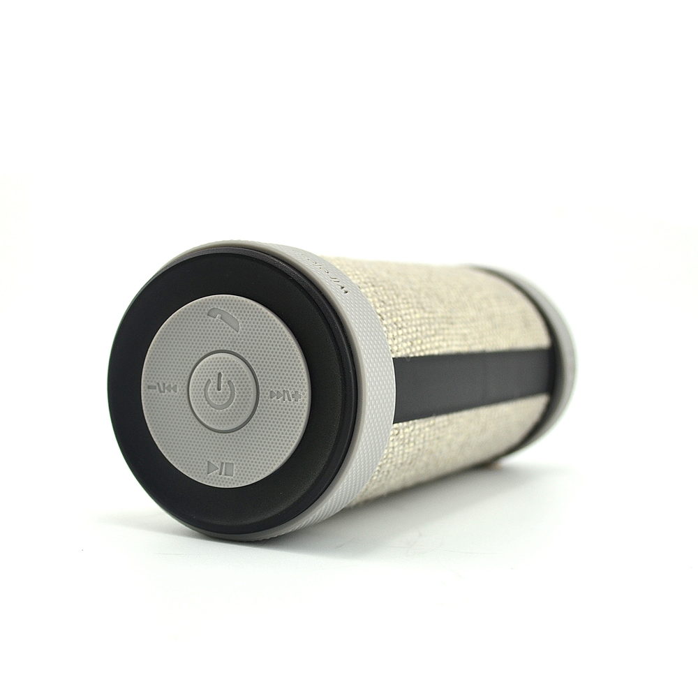 Outdoor Portable True Twins Wireless Mini Speaker Bluetooth Receiver 3D Sound with Build-in Microphone for IPhone RS111