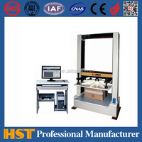 HST-CT50KA Computer Control Carton Bursting Strength Test machine / Carton Compression Tester