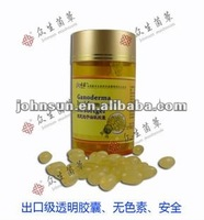 Triterpene 20% Red Reishi Mushroom Spore Oil
