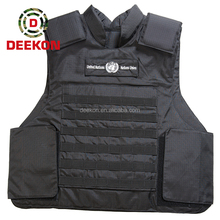 New Arrived Military Tactical Kevlar Bulletproof Vest with NIJ Standard Level