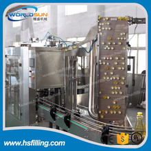 Automatic sauce filling machine processing line