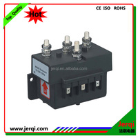 Normally Open and Normally Closed Contacts 90502 type 150A 12V 24vDC Reversible Contactor for Electrical Winch Forklift Motor