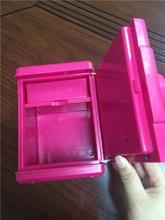 Promotional with high quality digital money jar coin bank saving box purchase mini plastic pigs