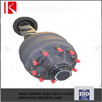 high quality Trailer axles ( trailer parts) / axles