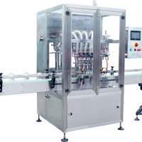 Automatic Oil Filling Machine Shanghai