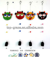 2013 halloween decorations metal wind chimes
