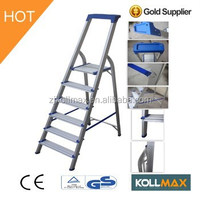 aluminium telescopic ladder wurth with EN131