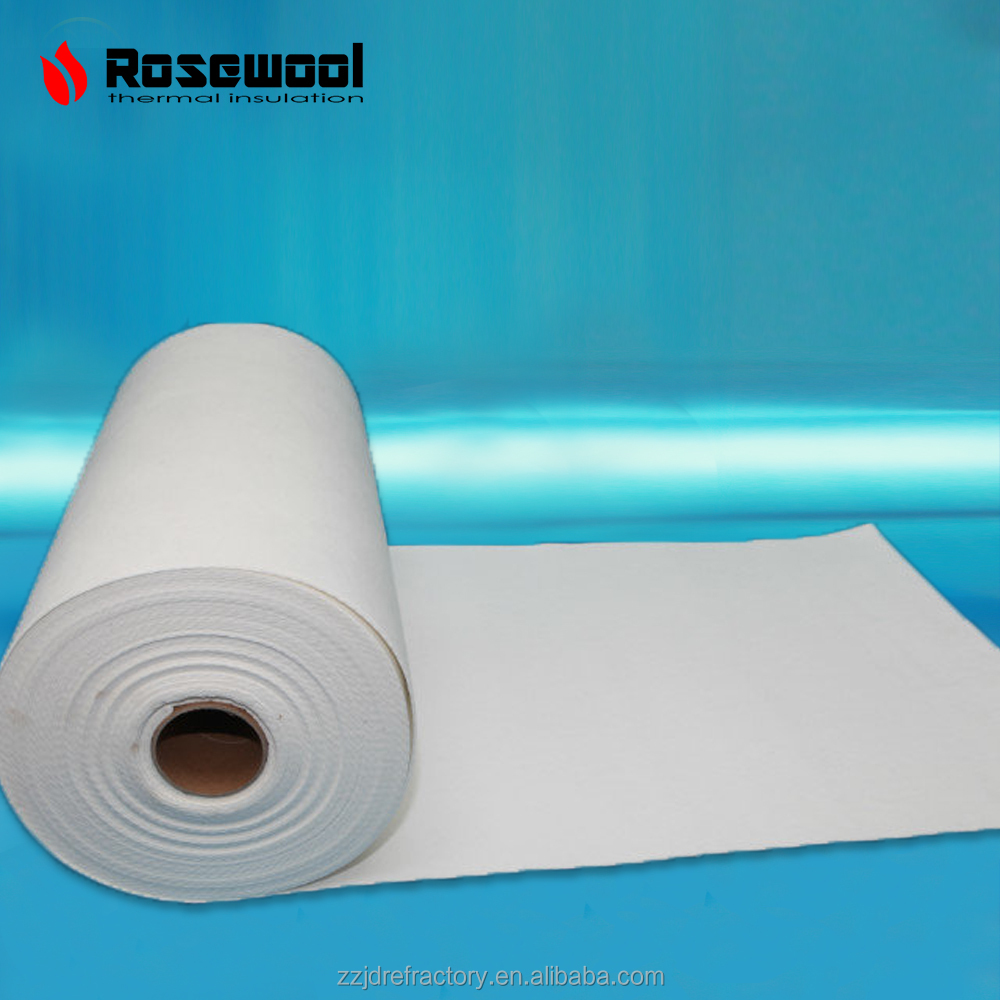 CE approved refractory insulating micro glass fiber paper