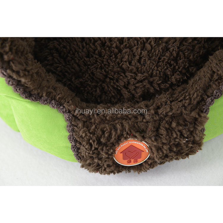 New Design Wholesale Simple soft cat or dog bed with pillow