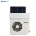 energy saving 90%-95% 100% solar air conditioner with solar panels