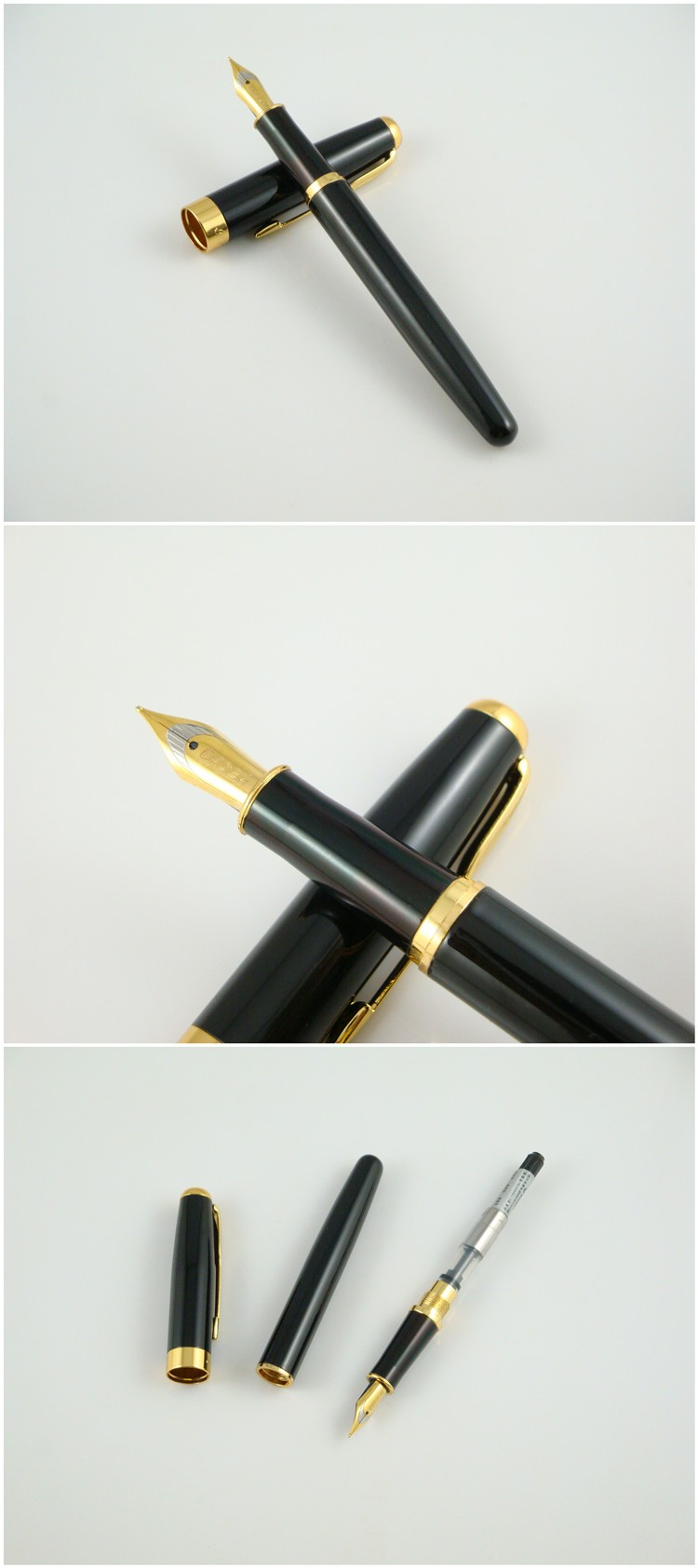 Promotional gifts pens Luxury pen Chinese fountain pens with gift box
