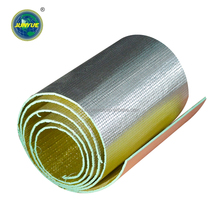Reflective aluminum foil film acoustic XPE foam for roof, construction and underlay vapor barrier
